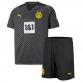 Borussia Dortmund Bortatröja Barn 2021/22 Kortärmad