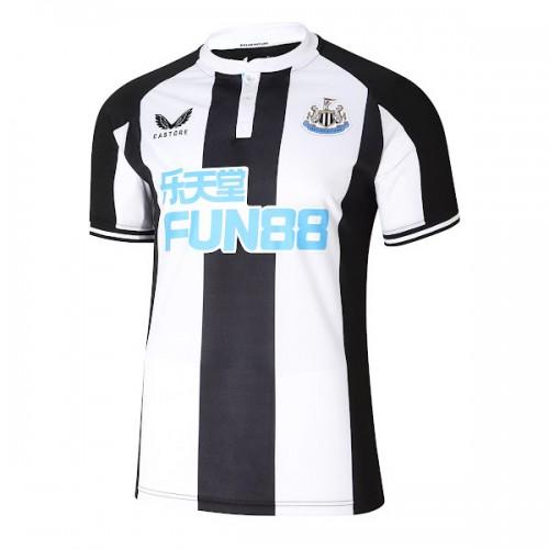 Newcastle United Hemmatröja 2021/22 Kortärmad