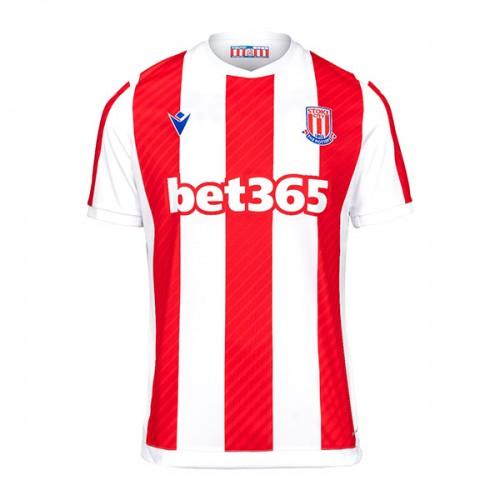 Stoke City Hemmatröja 2021/22 Kortärmad