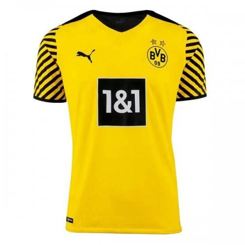 Borussia Dortmund Hemmatröja 2021/22 Kortärmad