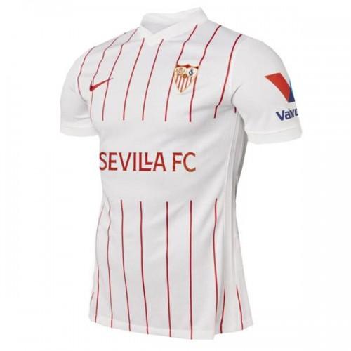 Sevilla Hemmatröja 2021/22 Kortärmad